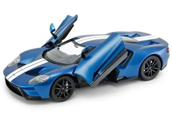Rastar Ford GT Mk II Blue 1:14 Scale | Radio Controlled Cars | TOY & MODEL